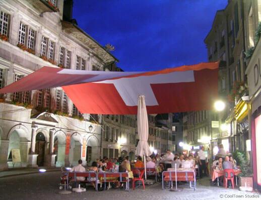 Studiereis zwitserland ssm retail platform for Buro lausanne